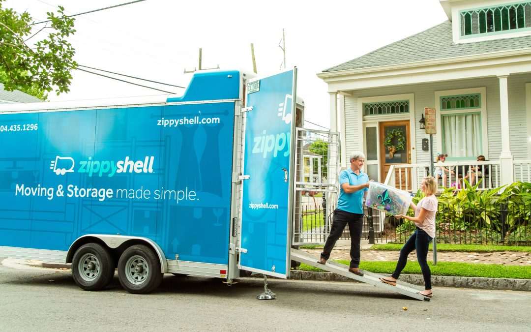 What Makes Zippy Shell the Best Storage Units in New Orleans?