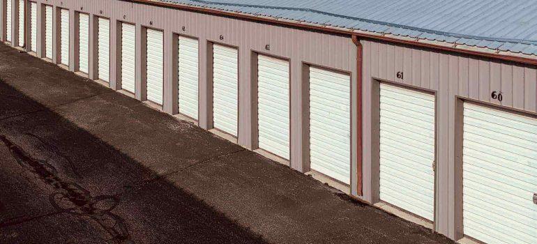 Storage units in Baton Rouge