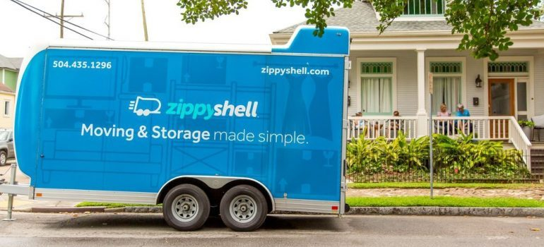 zippy shell portable storage unit