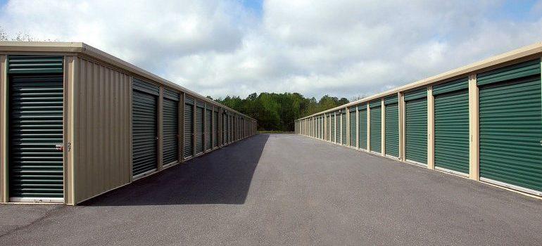 Storage units Slidell LA offers during daytime.