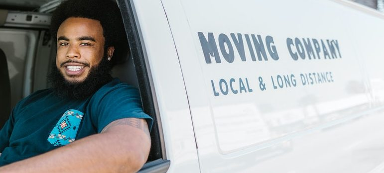 Movers inside a vehicle