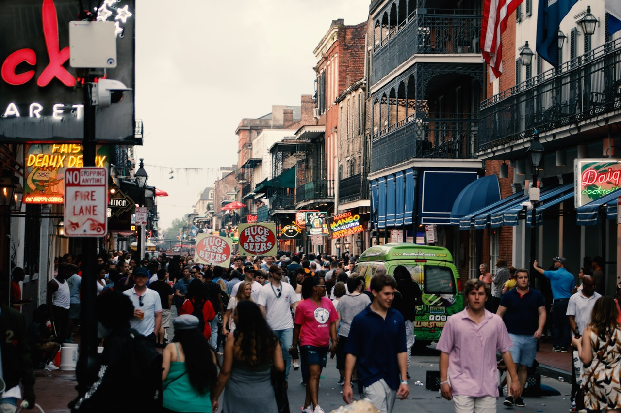 There are various reasons why people move to New Orleans. Which one is yours?