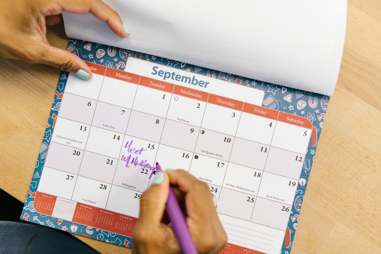 Is moving in September the perfect time for you?