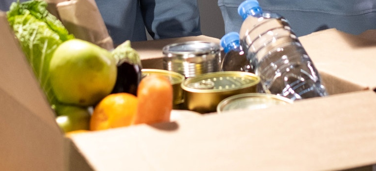 food you need to check to decide what to store and what to throw away